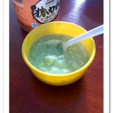 菜泥蛋羹——宝宝辅食的做法