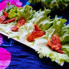 韩式生菜包肉