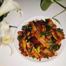 四川金沙回锅肉的做法