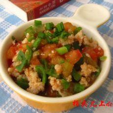 云南名菜--红三剁