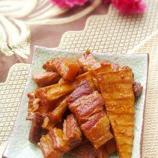 笋干烧腩肉
