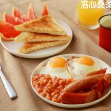 英式早餐的做法
