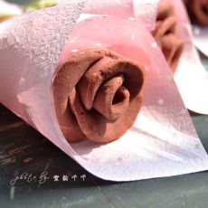 玫瑰花饼干