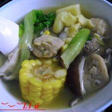 电饭锅煲菜的做法