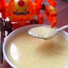 无糖甜�}*豆浆机版玉米糊*的做法