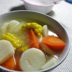 ―淮山清汤