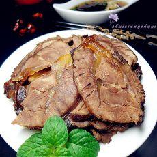 自制卤牛肉的做法