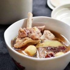 福建沙县炖罐--炖盅当归鸭的做法