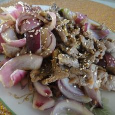 韩式煎牛肉