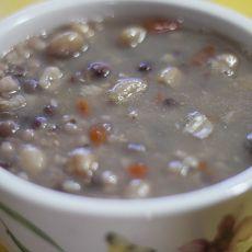 花生红豆薏仁汤的做法