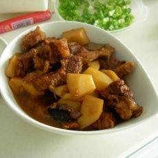【原创首发】红焖牛肉土豆的做法