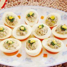 肉酿鸡蛋――十全十美的做法