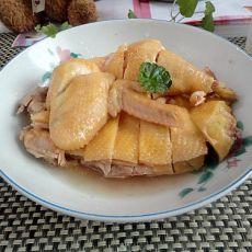 客家咸鸡――皮爽肉嫩的做法