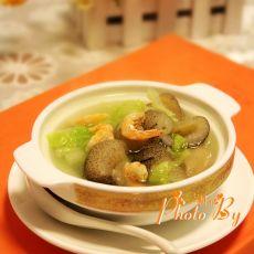 大白菜海参汤的做法