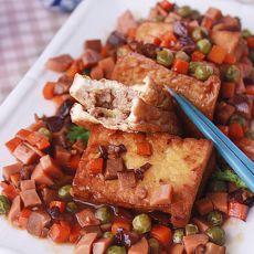 四喜豆腐的做法