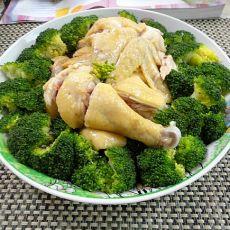 富贵水蒸鸡的做法