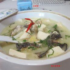 清淡豆腐柴鱼汤