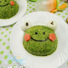 小青蛙西兰花泥