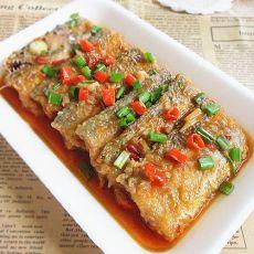 麻辣干烧带鱼的做法