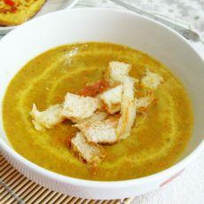 咖哩蔬菜汤