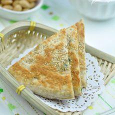 全麦发酵葱油饼