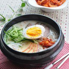 韩式酸奶凉面