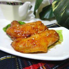 茄汁烤鸡翅