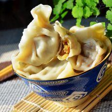大白菜羊肉饺子