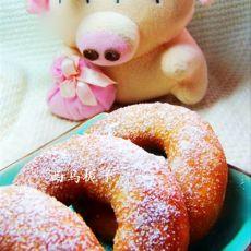香甜面包圈