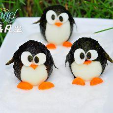 企鹅水煮蛋的做法