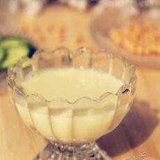 黄瓜蜂蜜豆浆