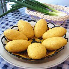 烫面玉米饼子的做法