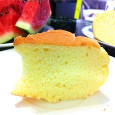 电饭煲版奶香蛋糕