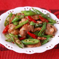 辣子炒肉的做法