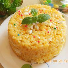 金沙黄金炒饭