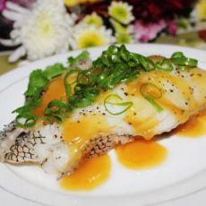 清蒸鳕鱼的做法