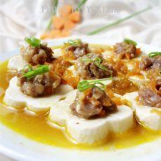 蒸酿豆腐的做法