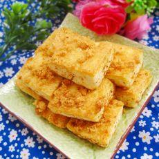 肉松香豆腐