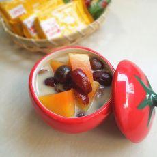 木瓜红枣炖桂圆