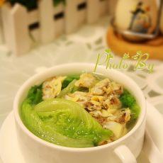 泰国蚬肉生菜汤