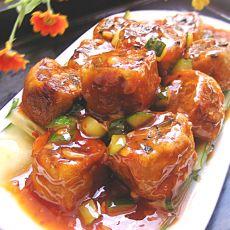 甜酱豆腐盒子