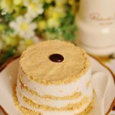 老公爱吃的木糠蛋糕的做法