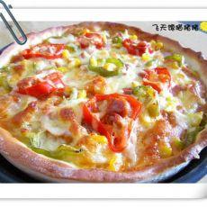 奥尔良风味披萨
