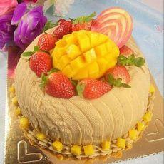 栗子蛋糕的做法