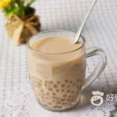 珍珠奶茶的做法