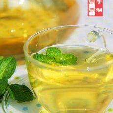 蜂蜜薄荷茶