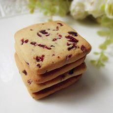 蔓越莓饼干的做法
