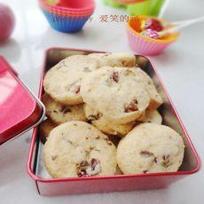 蜜枣小饼干的做法
