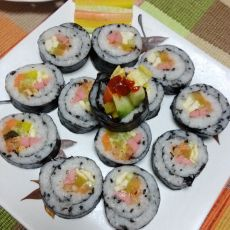韩国紫菜包饭