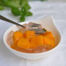 水晶芒果的做法